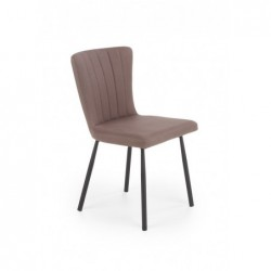 K380 krzesło brązowy
