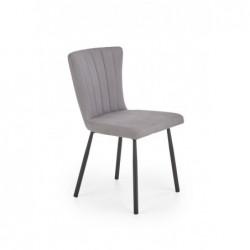K380 krzesło popielaty
