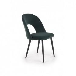 K384 krzesło ciemny zielony...