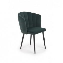 K386 krzesło ciemny zielony