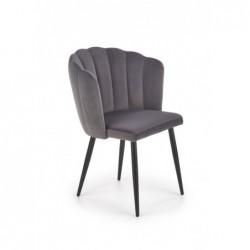 K386 krzesło popielaty