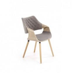 K396 krzesło jasny dąb /...