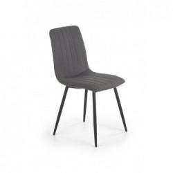 K397 krzesło popielaty