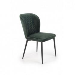 K399 krzesło ciemny zielony