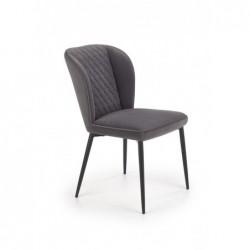 K399 krzesło popielaty