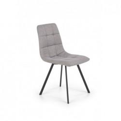 K402 krzesło popielaty