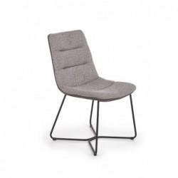 K403 krzesło popielaty /...