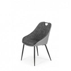 K412 krzesło ciemny...