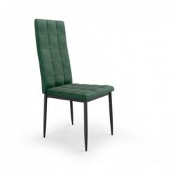 K415 krzesło ciemny zielony...