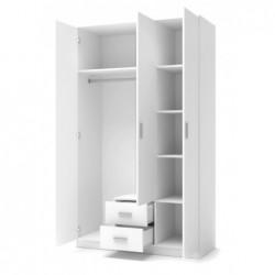 LIMA S-3 szafa biały