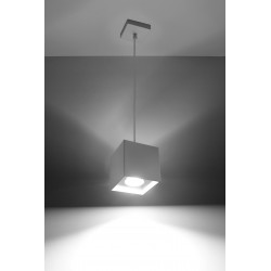Lampa Wisząca QUAD 1 Biały
