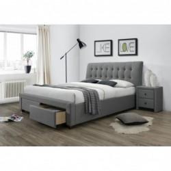 PERCY łóżko z szufladami...