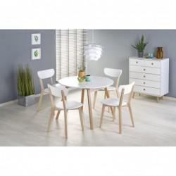 Stół rozkładany RUBEN biały