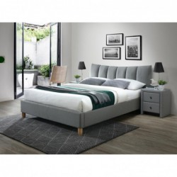 SANDY 2 łóżko tapicerowane...