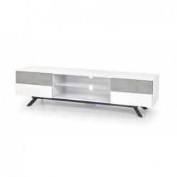 STONNO RTV1 biały / beton