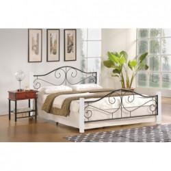 VIOLETTA 160 cm łóżko biały...