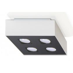 Plafon MONO 4 Biały