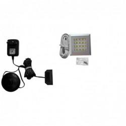 Oświetlenie LED 1-punktowe OŚWIETLENIE IZLED09-01-WK01 Forte