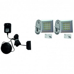 Oświetlenie LED 2 -pkt.  OŚWIETLENIE IZLED09-02-WK01 Forte