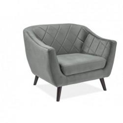 Fotel Molly 1 Velvet Czarny...