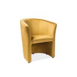 Fotel Tm-1 Velvet Bordowy...