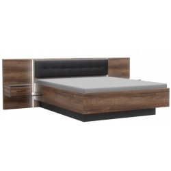 Łóżko 160x200 + szafki...