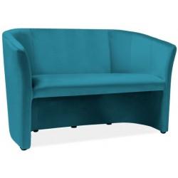 Sofa Tm-2 Velvet Turkus...