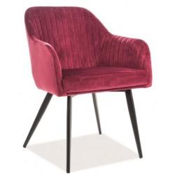 Krzesło Elina Velvet Signal