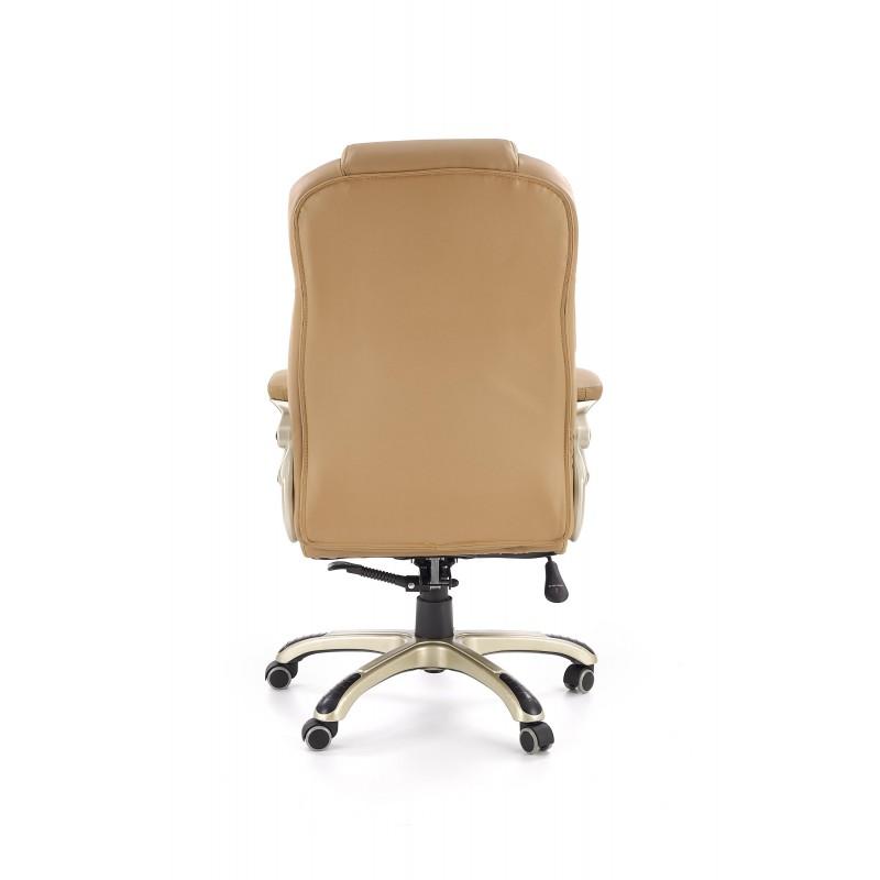 DESMOND fotel gabinetowy beżowy