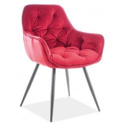 Krzesło Cherry Velvet Signal
