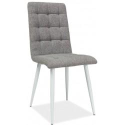 Krzesło Otto białe nogi Signal