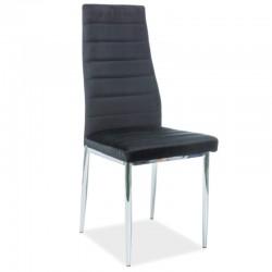 Krzesło H261 Velvet Chrom...