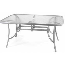 Stół MOSLER bezbarwny/szary...