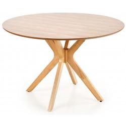 Stół okrągły NICOLAS dąb...