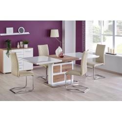 Stół DOMUS biały Halmar