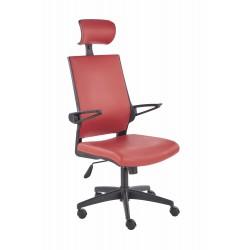 DUCAT fotel pracowniczy czerwony
