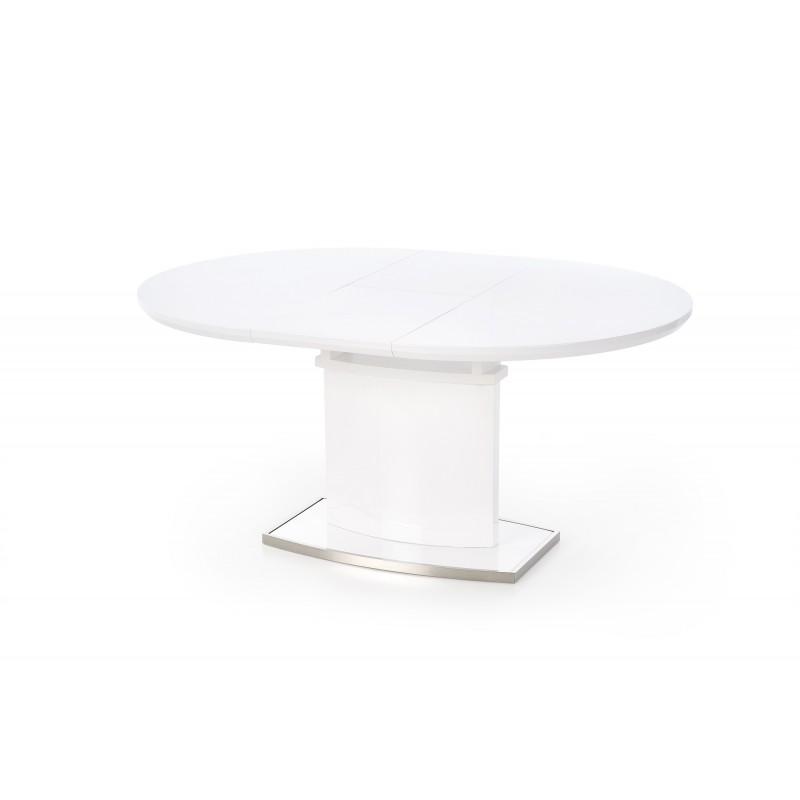 Stół rozkładany FEDERICO biały Halmar