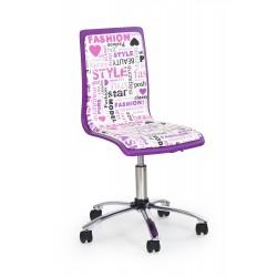 FUN7 fotel młodzieżowy fioletowy