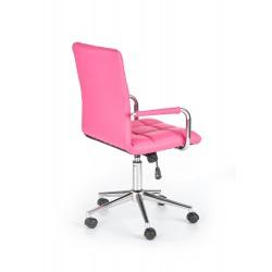 GONZO 2 fotel młodzieżowy różowy