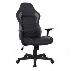 Fotel biurowy czarno/szary...