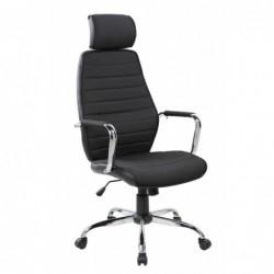 Fotel biurowy czarny QZY-41H