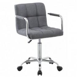 Fotel biurowy szary...
