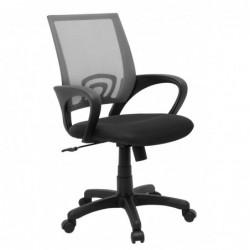 Fotel biurowy szary QZY-1121