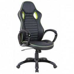 Fotel biurowy zielony CX-0936H