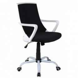 Fotel biurowy czarny CX-0722M