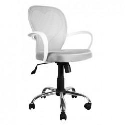 Krzesło obrotowe szary...