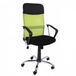 Fotel biurowy zielony QZY-2501