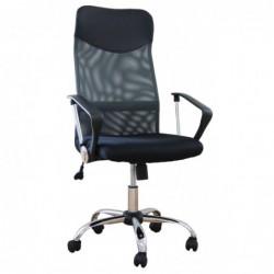 Fotel biurowy szary QZY-2501