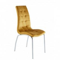 Krzesło velvet curry DC2-092V