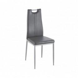 Krzesło szare F261